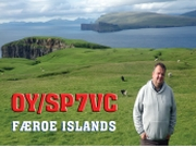 FAROE ISLANDS OY/SP7VC